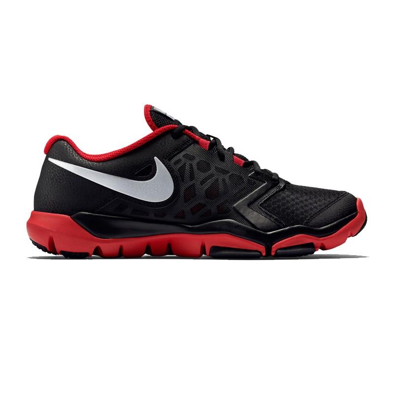 Giày Nike Flex Supreme TR - Đen đỏ