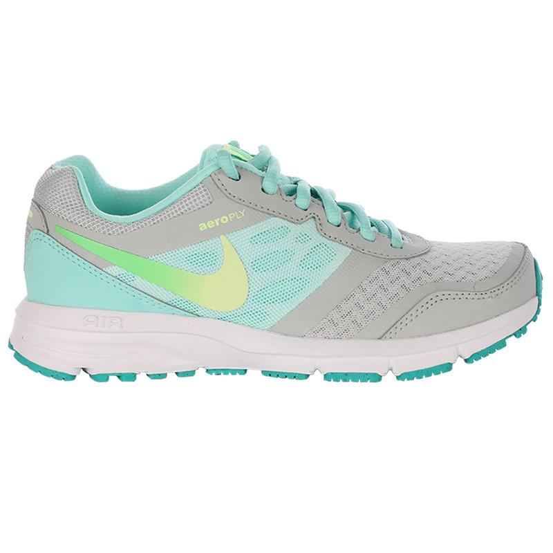 Giày Nike Air Relentless 4 Nữ - Xanh xám