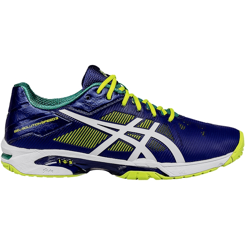 Giày Tennis Nam Asics Gel Solution Speed 3