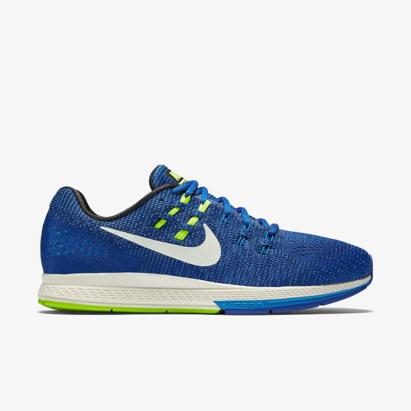 Giày Nike Air Zoom Structure 19 - Xanh