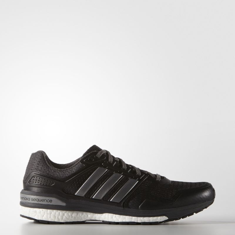 Giày adidas Supernova Sequence Boost 8 Nam - Đen