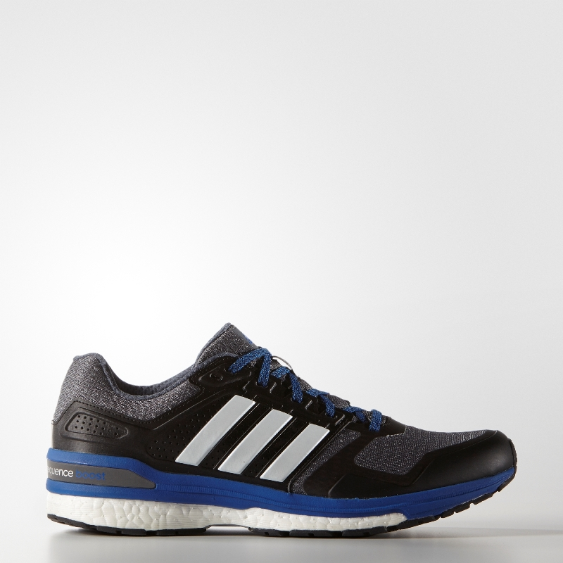 Giày adidas Supernova Sequence Boost 8 Nam - Xám xanh