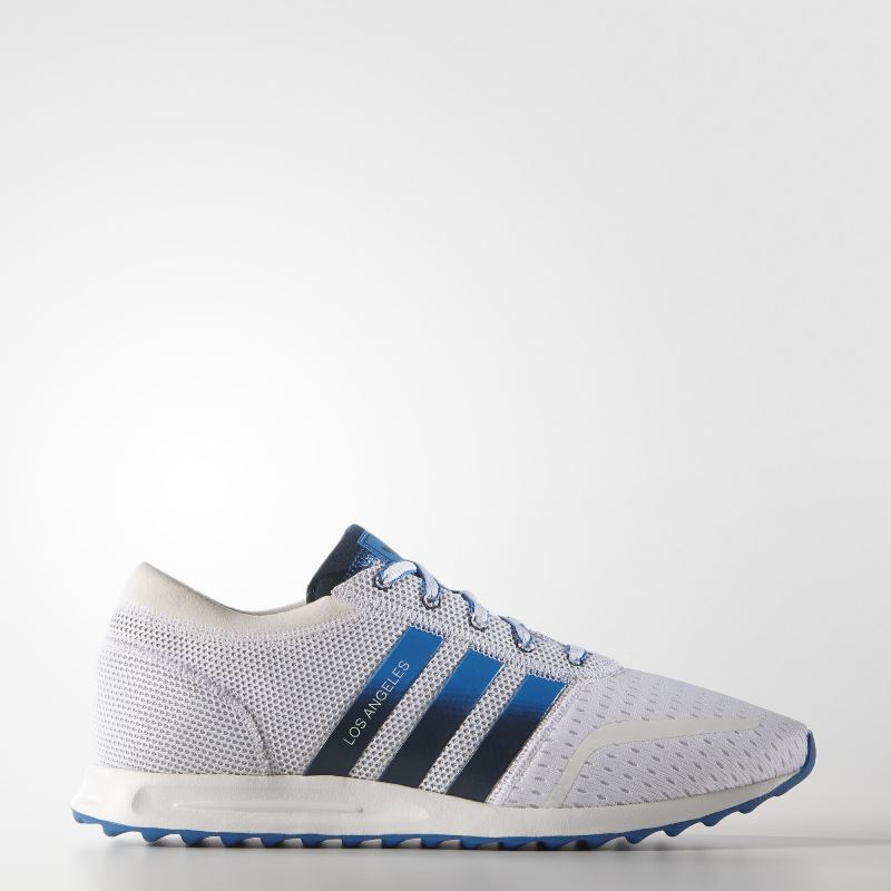 Giày Adidas Los Angeles - Xanh Trắng