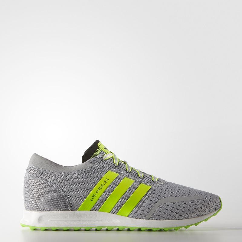 Giày Adidas Los Angeles - Xám Xanh