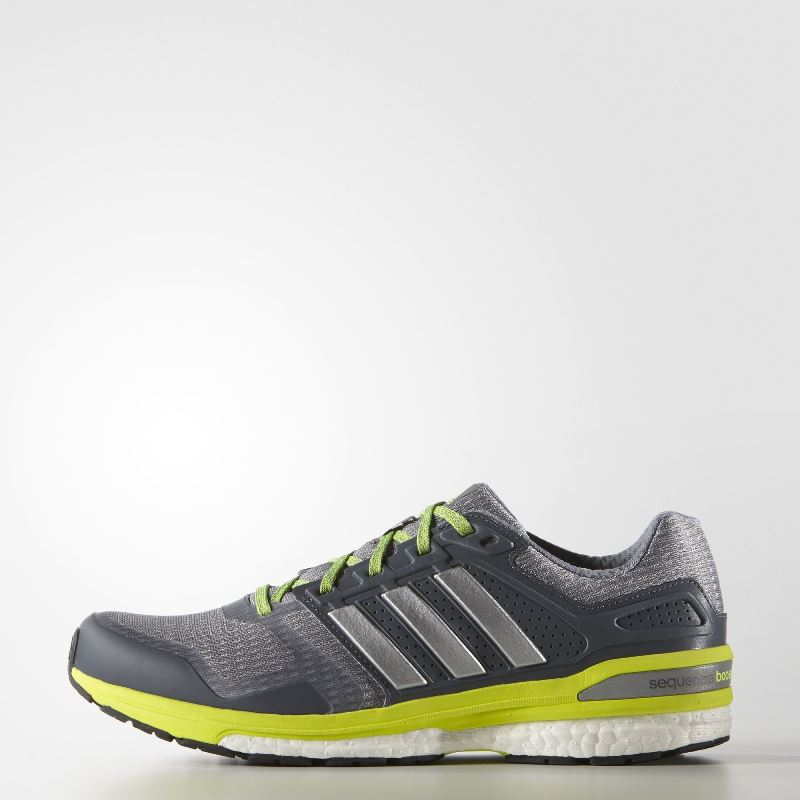 Giày adidas Supernova Sequence Boost 8 Nam - Xám