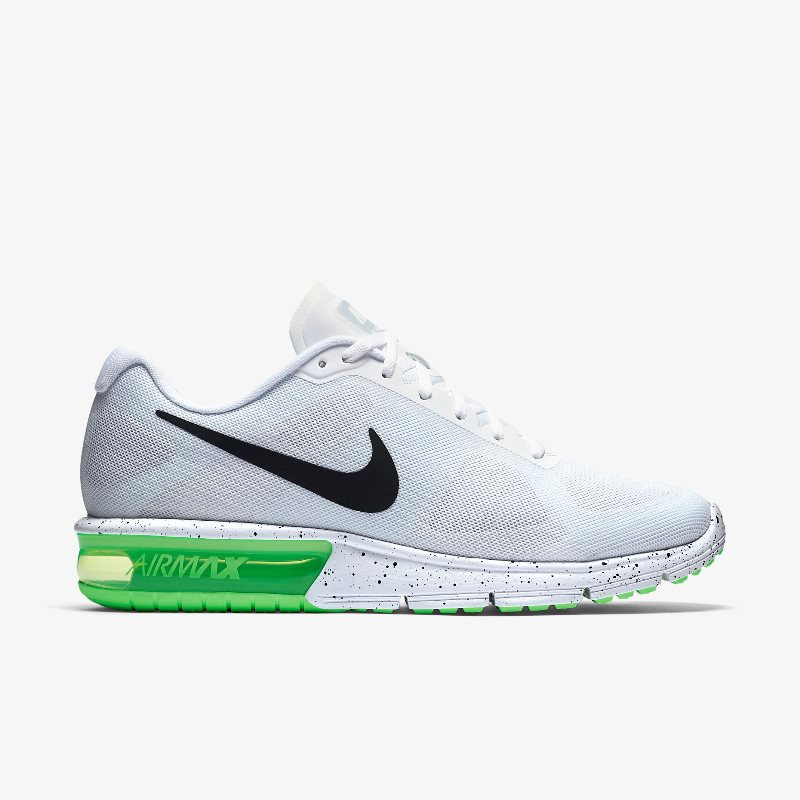 Giày Nike Air Max Sequent Nam - Trắng