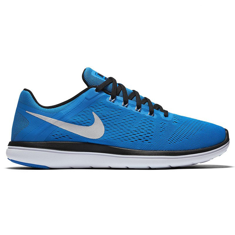 Giày Nike Flex 2016 RN Nam - Xanh