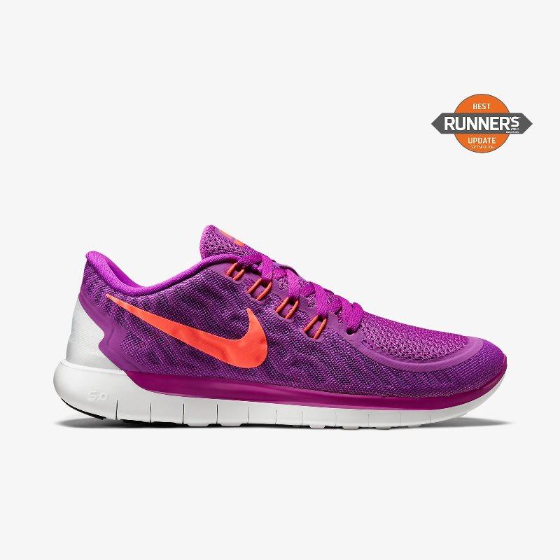 Giày Nike Free 5.0 Nữ - Tím