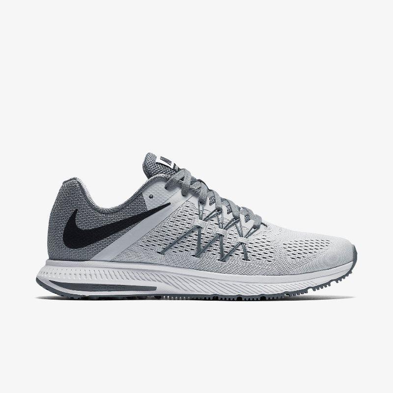 Giày Nike Zoom Winflo 3 Nam - Xám