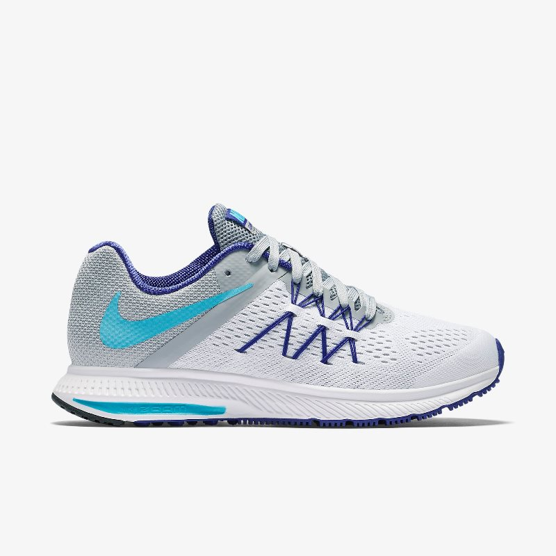 Giày Nike Zoom Winflo 3 Nữ -  Trắng