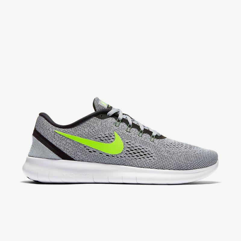 Giày Nike Free RN Nam - Xám