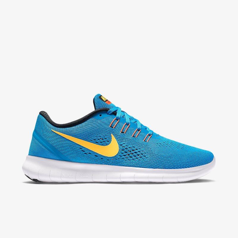 Giày Nike Free RN Nam - Xanh biển