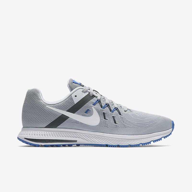 Giày Nike Zoom Winflo 2  Nam - Ghi