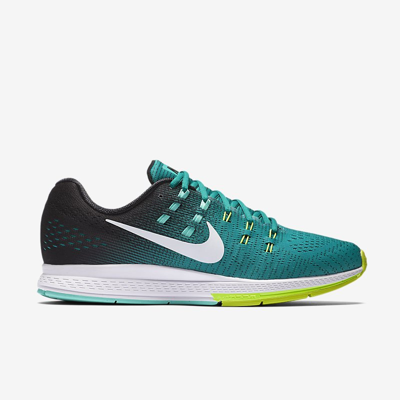 Giày Nike Air Zoom Structure 19 Nam - Đen xanh