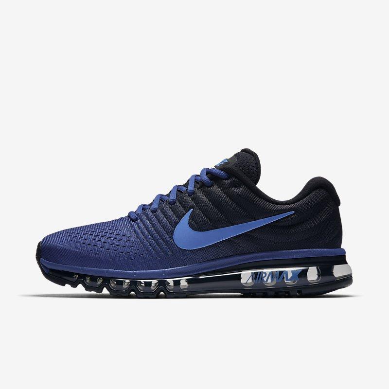 Giày Nike Air Max 2017 Nam - Xanh đen