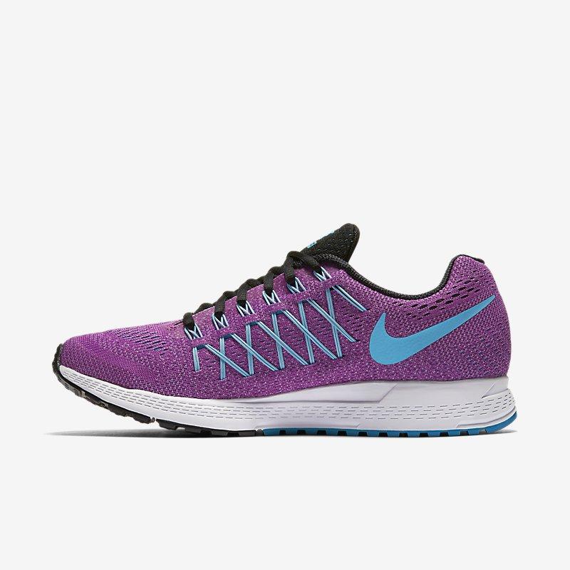 Giày Nike Air Zoom Pegasus 32 Nữ - Tím xanh