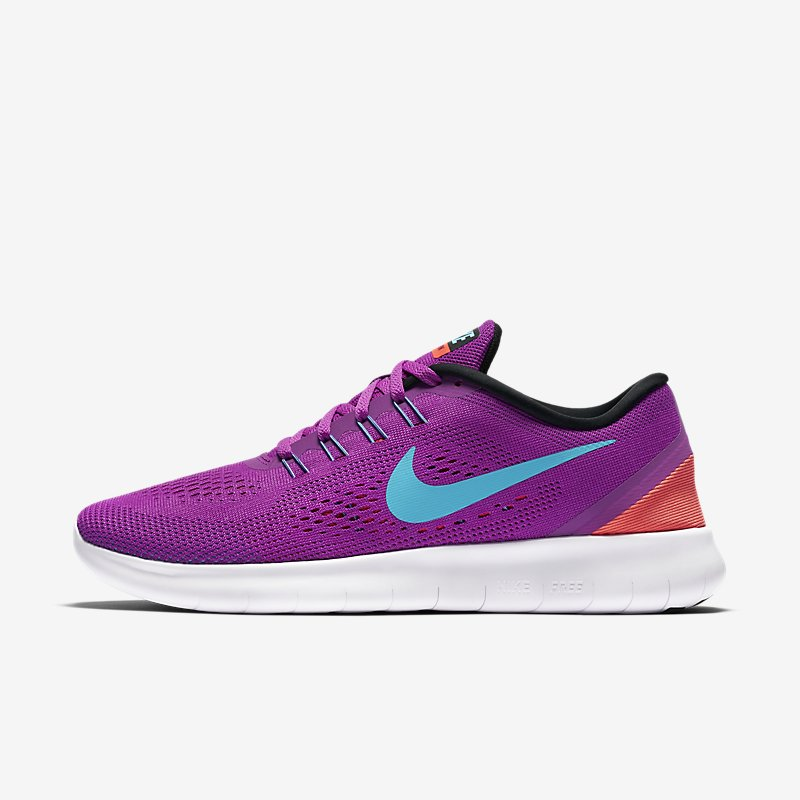 Giày Nike Free RN Nữ - Tím