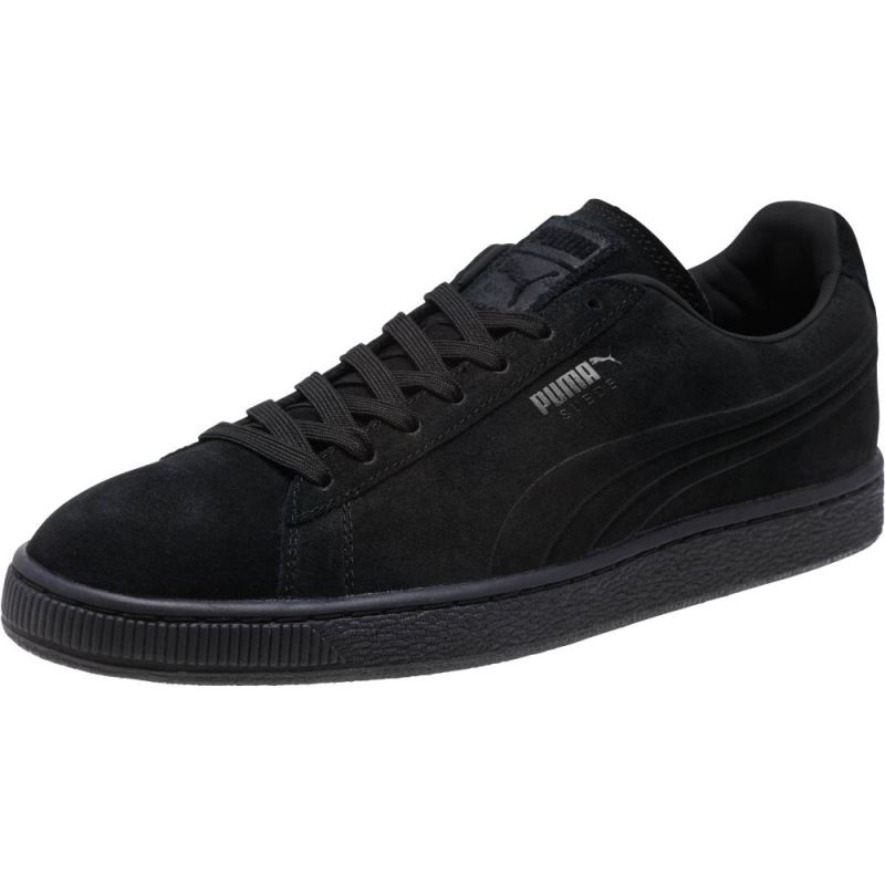 Giày Puma The Suede Emboss Iced Nam - Đen