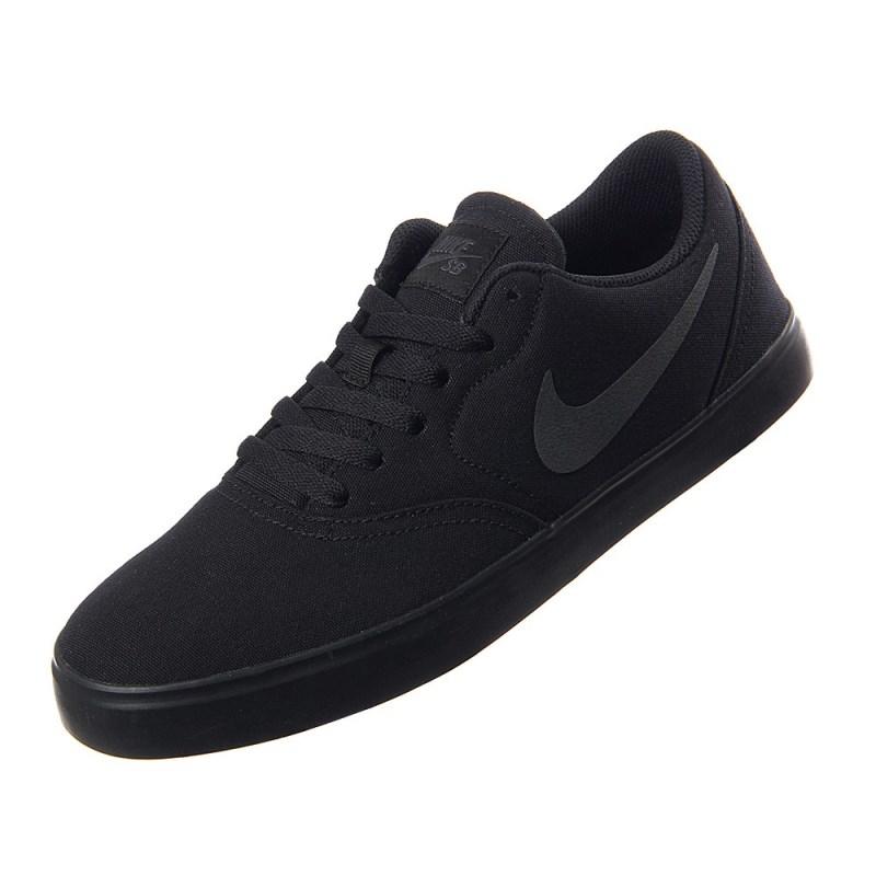 Giày Nike SB Check Nam - Đen