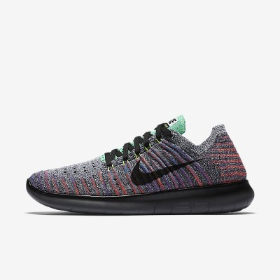 Giày Thể Thao Nike Free RN Flyknit - Multicolor