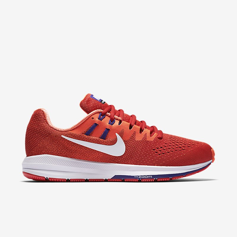 Giày Nike Air Zoom Structure 20 Nam - Cam