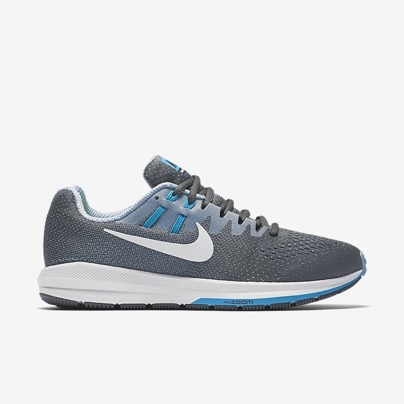 Giày Nike Air Zoom Structure 20 Nam - Xám