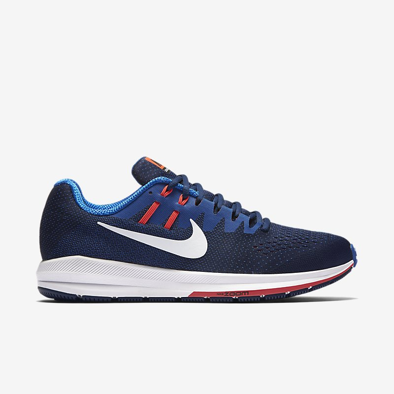 Giày Nike Air Zoom Structure 20 Nam - Xanh than