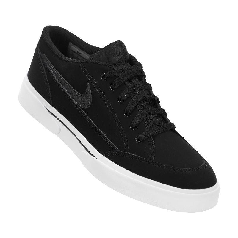 Giày Nike GTS Nubuck Nam - Đen trắng