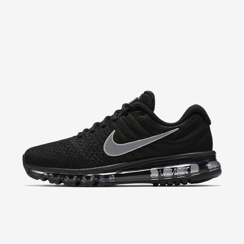 Giày Nike Air Max 2017 Nam - Đen