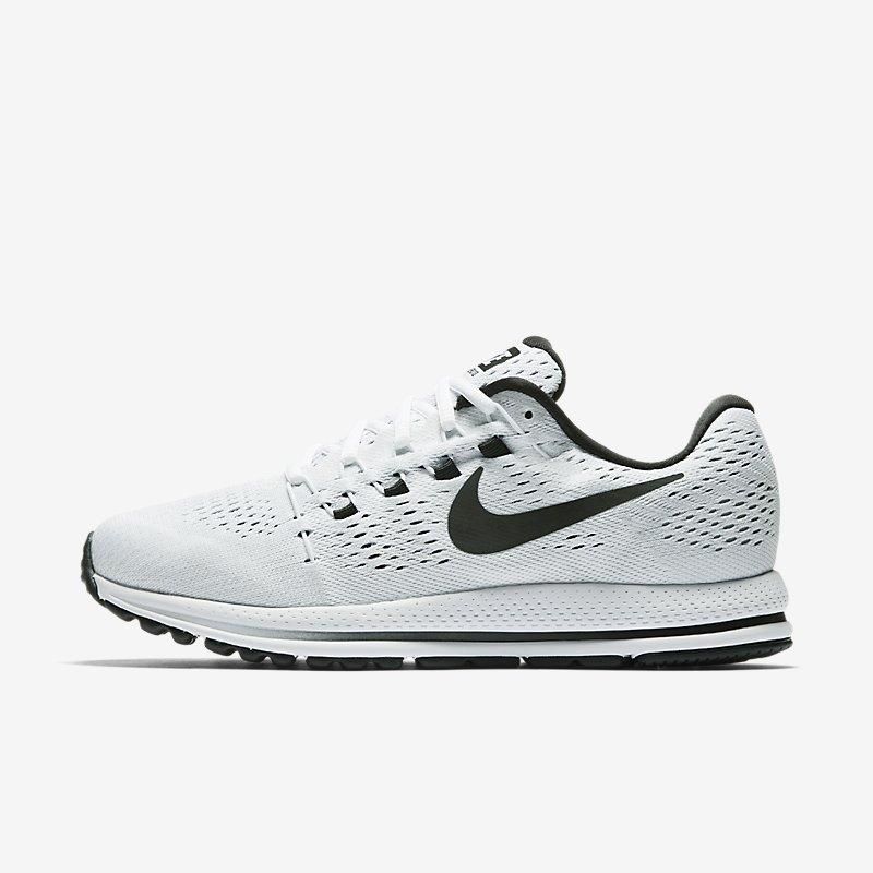 Giày Nike Air Zoom Vomero 12 Nam - Trắng đen