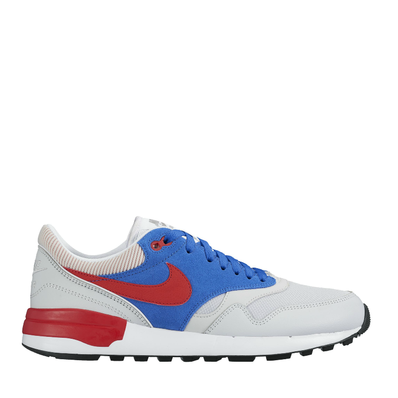 Giày Nike Air Odyssey Nam - Xám xanh đỏ