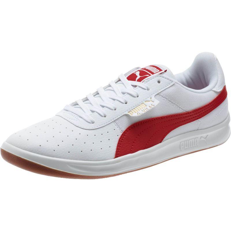 Giày Puma G. Vilas 2 Core Nam - Trắng đỏ