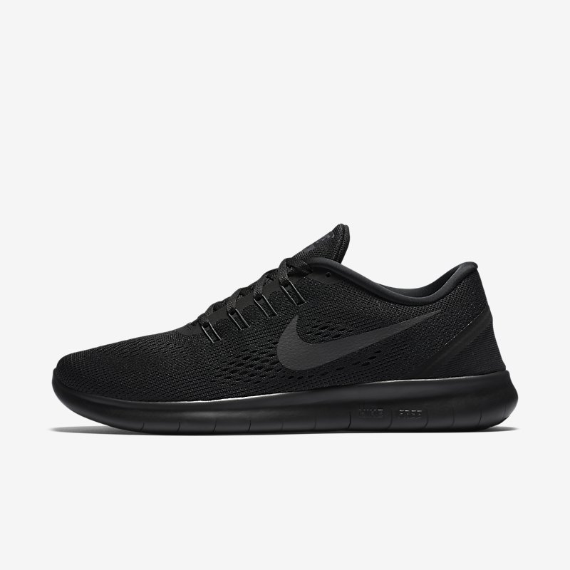 Giày Nike Free RN Nam - Đen