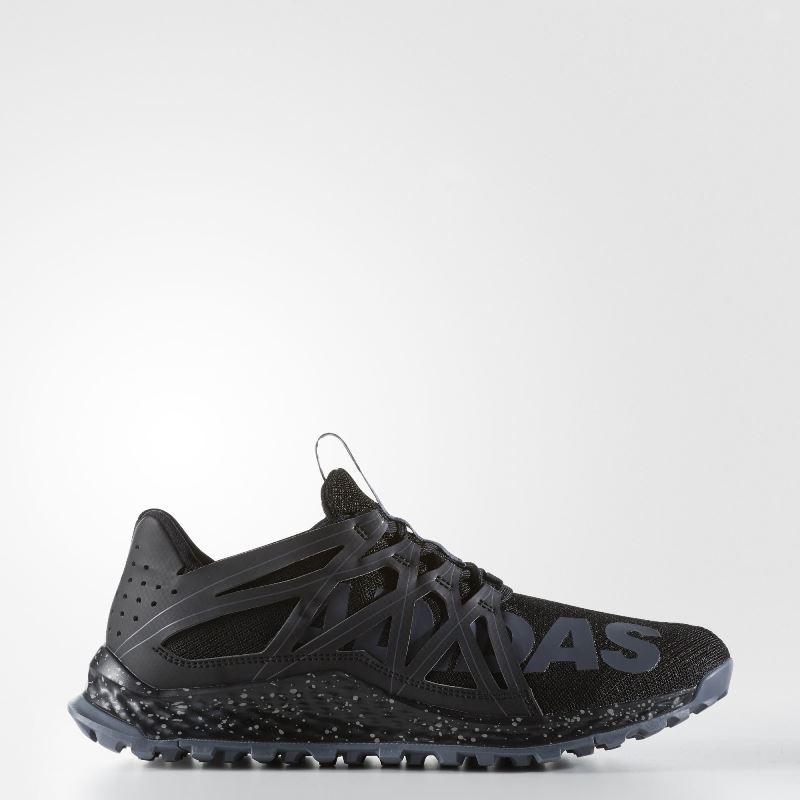 Giày adidas Vigor Bounce Nam - Đen