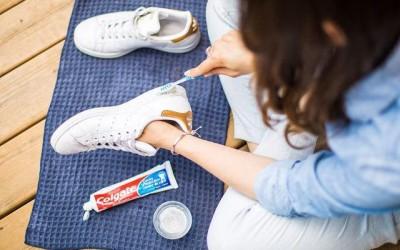 Top 5 cách vệ sinh giày trắng