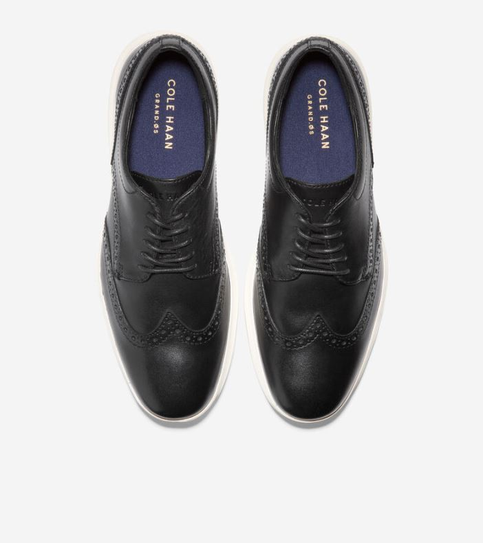 Giày Cole Haan Grand Tour Wing Ox Nam Đen