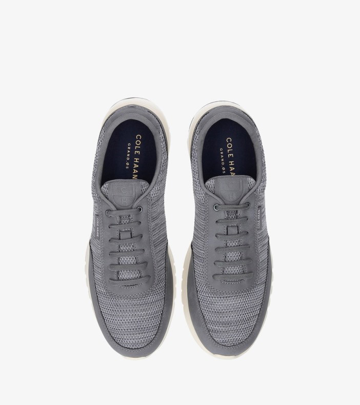 Giày Cole Haan Grand Cross Court Nam -Xám