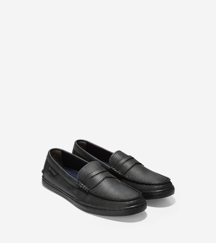 Giày Cole Haan Nantucket Loafer II Nam- Đen