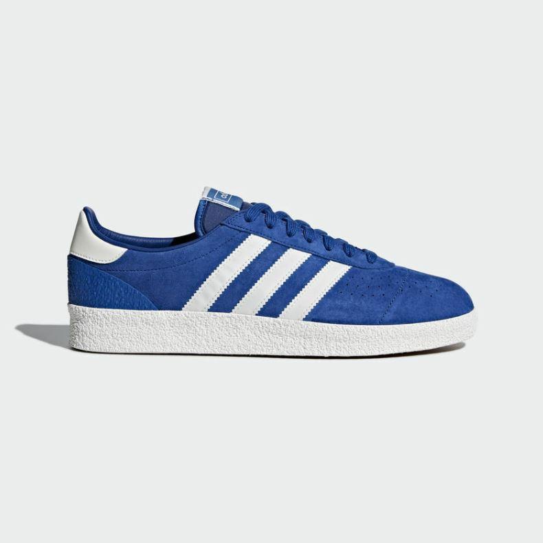 Giày adidas Munchen Super Nam - Xanh