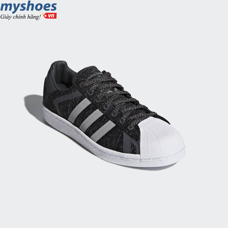Giày adidas Superstar WM - Xám