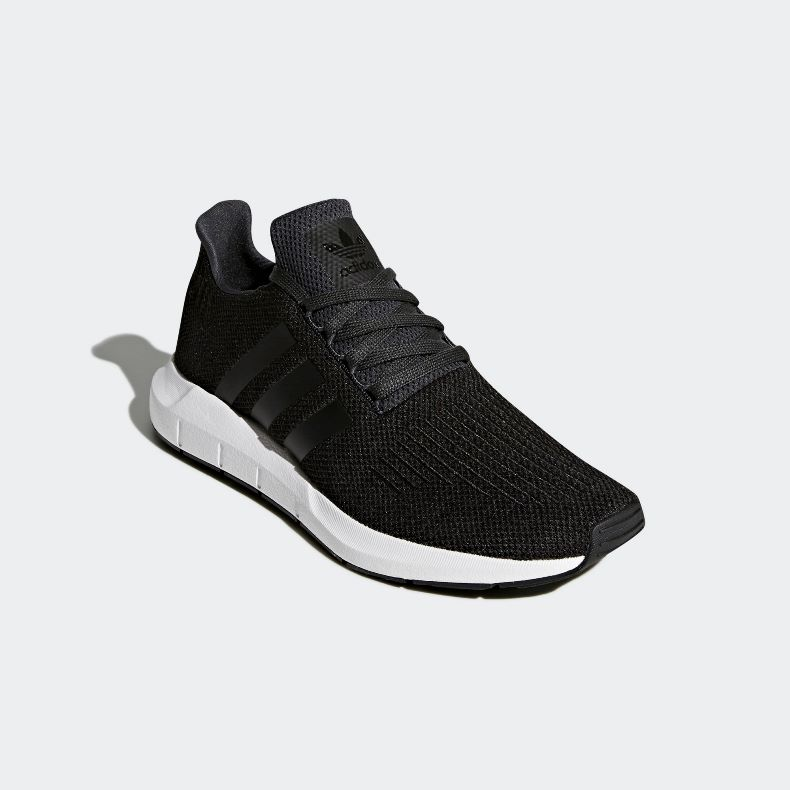 Giày adidas Swift Run Nam - Đen Trắng