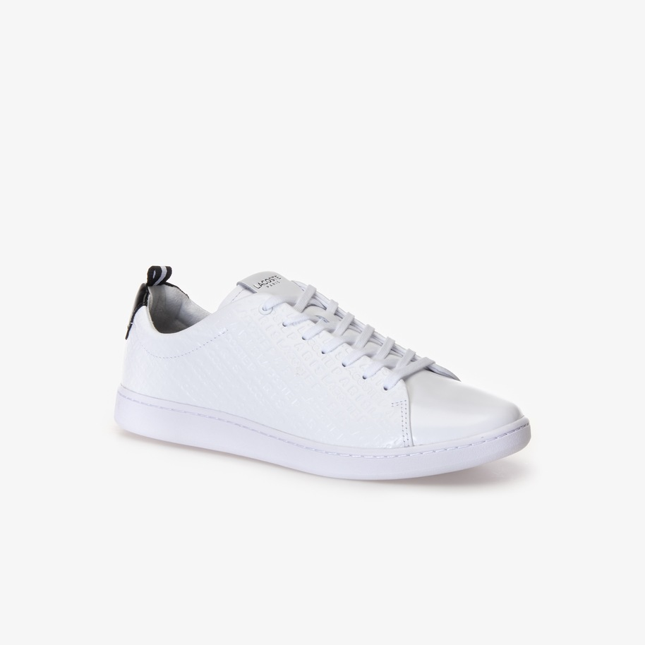 Giày Lacoste Carnaby Evo 119 - Trắng Đen