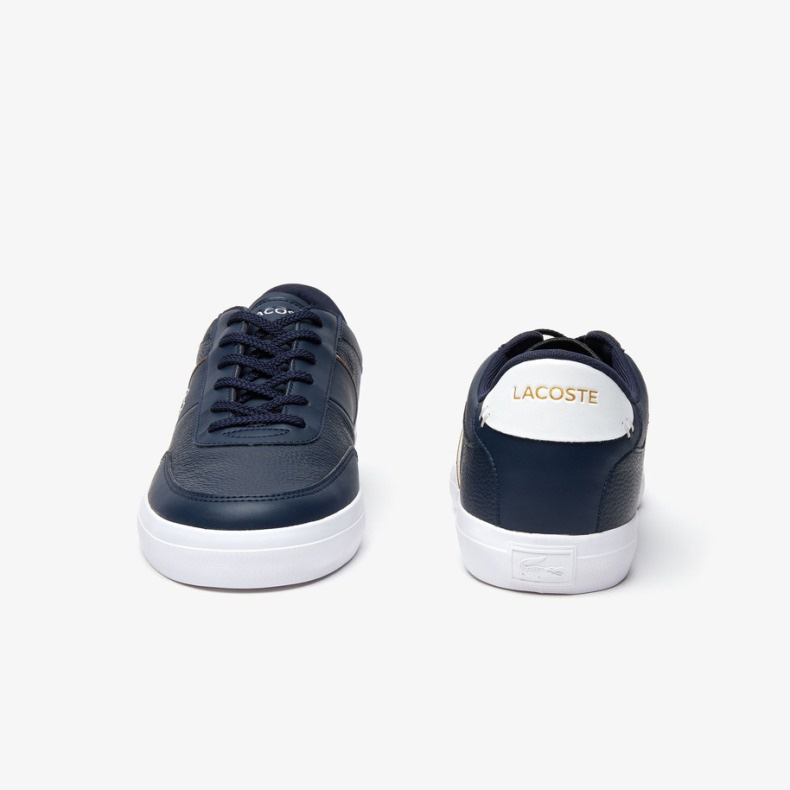 Giày Lacoste Court Master 319 Nam -Xanh Navy