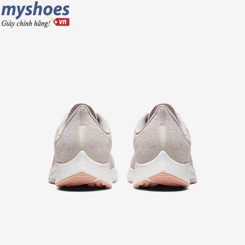 Giày Nike Air Zoom Pegasus 36 Nữ- Hồng Đất