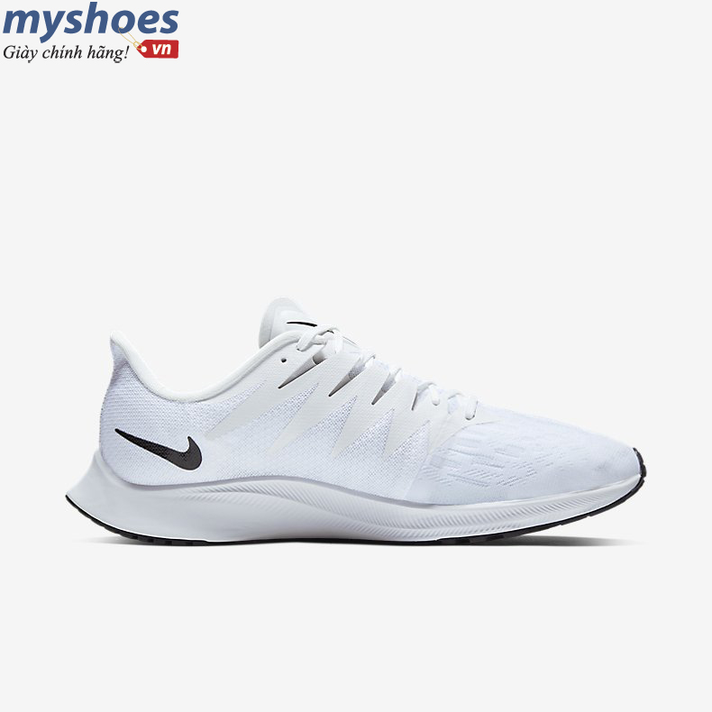 Giày Nike Zoom Rival Fly Nam - Trắng Đen