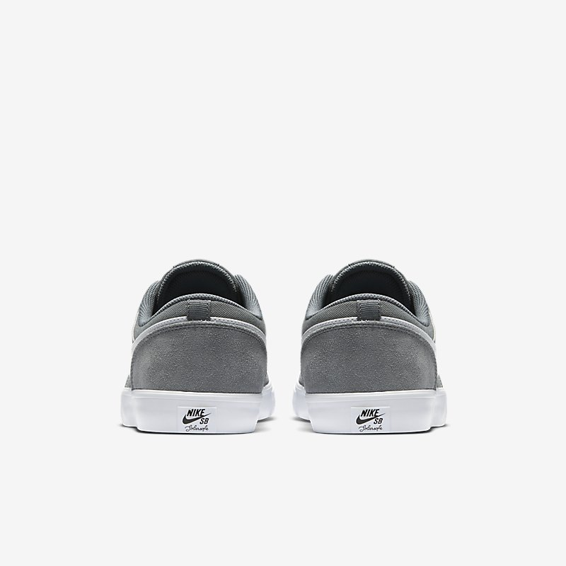 Giày Nike SB Portmore II Solar Xám
