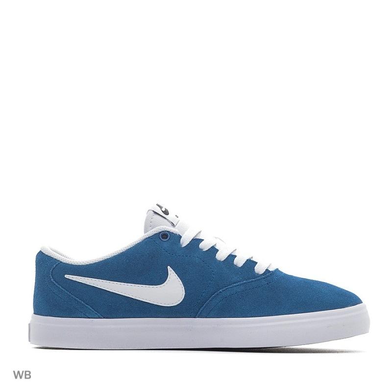 Giày Nike SB Check Solar Xanh Lam