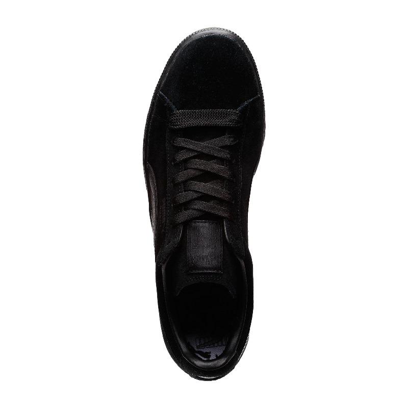 Giày Puma Suede Classic đen