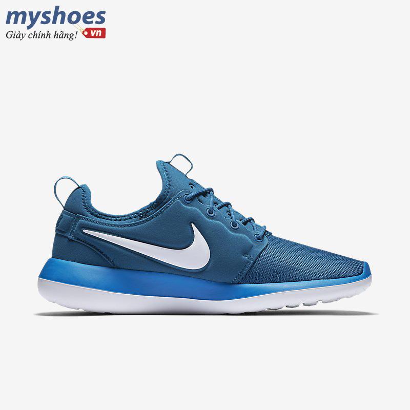 Giày Nike Roshe Two Xanh lam