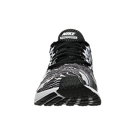 Giày Nike Air Zoom Pegasus 32 Print - (Đen Trắng)